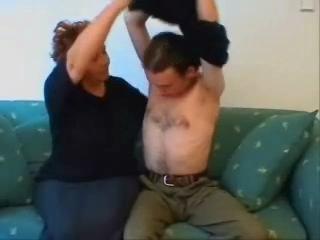 BBW Granny Home Sex Clip