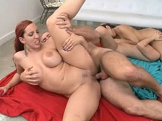 Sexual bitch can't live without wild anal pounding on camera