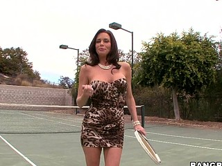 Anyone ever want to watch a former be thick stylist get pumped? No? Well how relative to a married former be thick stylist? That's right. I got a REAL mother i'd like to fuck for u this day. Married 16 years with all the baggage, Veronica Avluv was in despairing need for some hardcore cookie pumping. Our chap had her screaming and squirting her bawdy cleft juice all over the place as this chab split her vagina over and over anew. By the way, yep, her last name is vulva spelled backwards! MY KIND OF BROAD!! Have A Fun!!!!